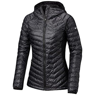 Columbia Kapuzenjacke für Damen, Powder Lite Light Hooded Jacket, Hi-Loft Synthetic Insulation von Columbia bei Outdoor Shop