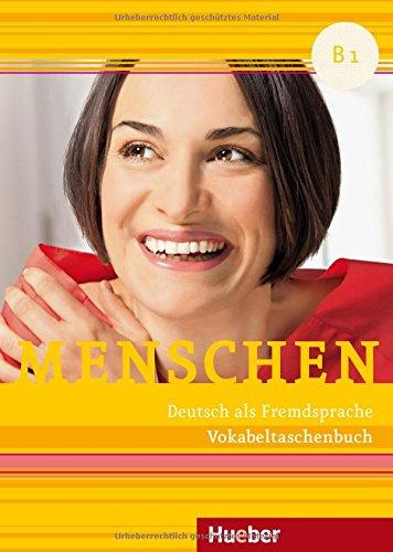 Menschen B1. Vokabeltaschenbuch: Deutsch als Zweitsprache / Vokabeltaschenbuch por Daniela Niebisch