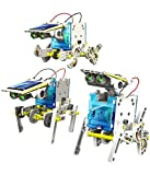 #3: Tabu Toys World 14in1 Solar Kit Robot DIY Kit Solar Energy