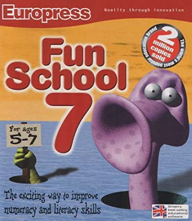 Fun School 7 Age 5-7
