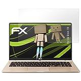 atFolix Bildschirmfolie kompatibel mit LG Gram 15 Spiegelfolie, Spiegeleffekt FX Schutzfolie