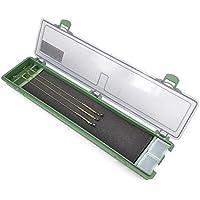 Rig Safe Box für Karpfenvorfächer, Tacklebox, Angelbox, Vorfach, Karpfenvorfach, Angeln auf Karpfen