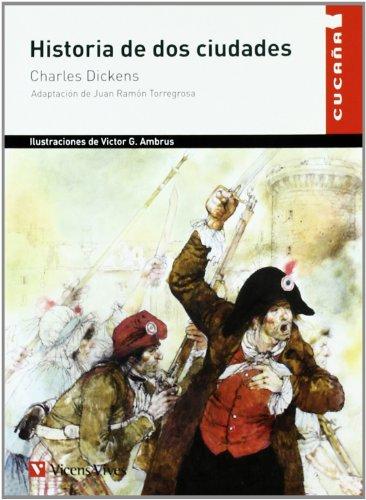 Historia De Dos Ciudades Cucaña (Colección Cucaña) - 9788431690694 por Charles Dickens