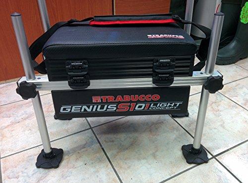 Panchetto paniere trabucco genius box s1+ modulo h40 modulabile