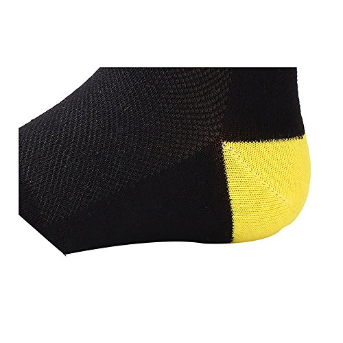 Heoda, Scarpe da arrampicata uomo White/Purple,Black/Yellow