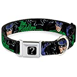 "Best Rdas - Buckle Down 16-23"""" RDA-Riddler?Full Color Black/Silver Dog Collar Review"