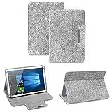 NAUC felt case for Odys ACE 10 tablet, environmentally