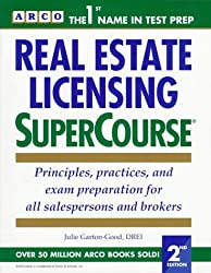 Real Estate Licensing Supercourse (Arco Real Estate Licensing Supercourse)