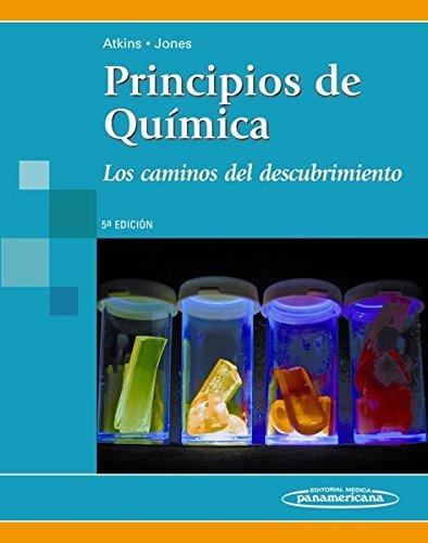 Principios de química: Los caminos del descubrimiento