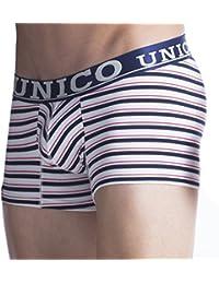 Mundo Unico - Boxer - Homme multicolore bleu
