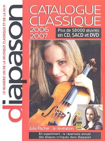 Catalogue Classique Diapason