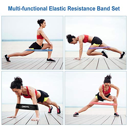 Zoom IMG-3 omeril bande fitness resistenza set