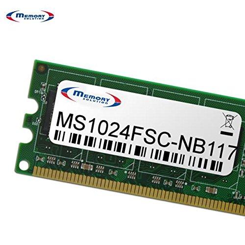 Price comparison product image Memory Solution ms1024fsc-nb117 Memory Module
