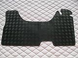 Iveco Daily furgone stuoia del pavimento 1 pezzo a scacchi tappetino in gomma custom fit- 2003 onwards modelli