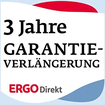 3 Jahre GARANTIE-VERLÄNGERUNG für Trockner von 700,00 bis 799,99 EUR