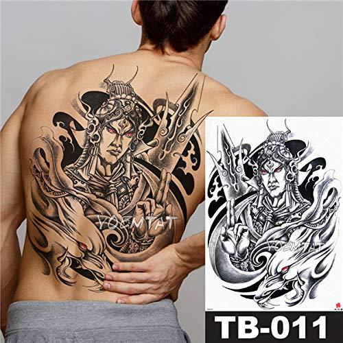 Twin Tag Kostüm - tzxdbh 2 Stücke-Blume Tattoo Aufkleber Damen Brust Bauch Kostüm Studio Rose Pfirsich Pfingstrose Tattoo Aufkleber 2 Stücke-