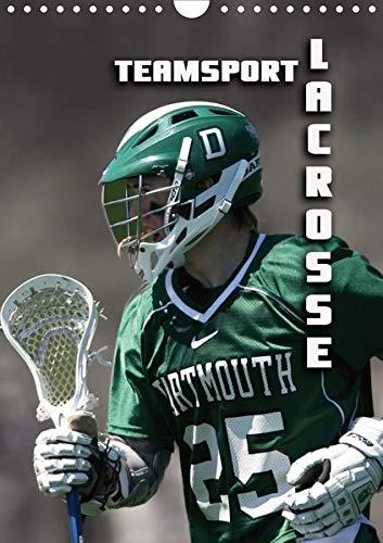 Teamsport - LACROSSE (Wandkalender 2020 DIN A4 hoch): Aufregende Spielszenen aus der Welt des Lacrosse (Monatskalender, 14 Seiten ) (CALVENDO Sport) (Postkarte Crosse La)