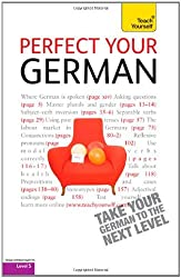 Perfect Your German: Teach Yourself by Paul Coggle (2010-05-28)