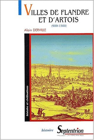 Villes de Flandre et Artois (900-1500)