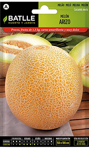 Semillas Hortícolas - Melón Arizo - Batlle