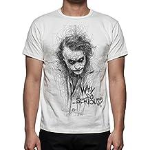 Palalula Hombre Batman The Joker El Comodin Camiseta