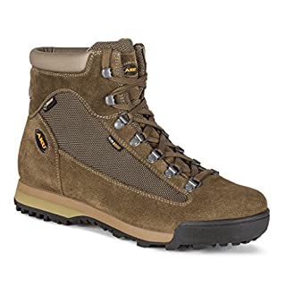 AKU M Slope GTX - Olive - EU 43 / UK 9 / US 9.5 - Mens waterproof versatile Gore-Tex® mountainsports shoe