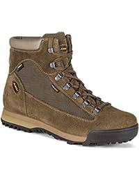 AKU M Slope GTX–Oliva–EU 42,5/UK 8,5/US 9–para hombre impermeable versátil Gore-Tex ® mountainsports Zapatos