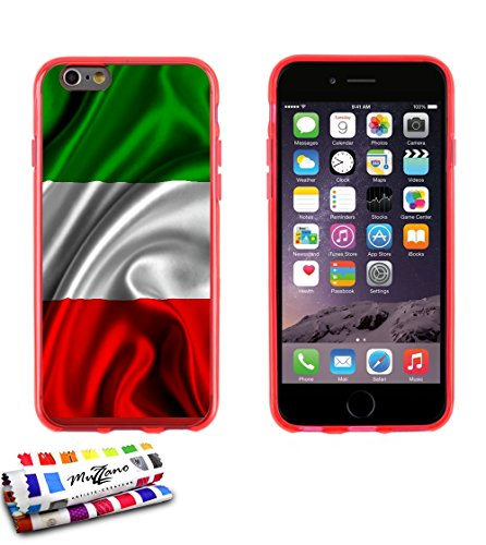 carcasa-flexible-ultra-slim-apple-iphone-6-plus-55-pouces-de-exclusivo-motivo-bandera-italia-roja-de