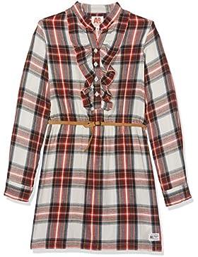 AO 76 Check Ruffle Dress, Vestido para Niños