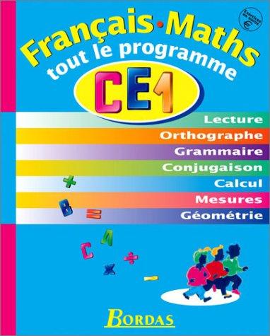 TOUT LE PROGRAMME CP (EX. EN EUROS)    (Ancienne Edition) par Tout le programme Bordas