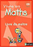 Image de Vivre les maths CE1 : Livre du maître