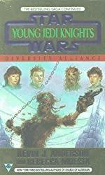 Diversity Alliance (Star Wars: Young Jedi Knights, Book 8) by Kevin J. Anderson (1997-04-01)