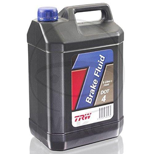 TRW PFB405 Liquide Frein DOT4 5 L