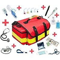 Notfalltasche, Erste Hilfe Tasche, small gefüllt mit Eco-advance Füllung preisvergleich bei billige-tabletten.eu