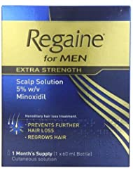 Regaine for Men Extra Strength Hair Regrowth Solution... - ukpricecomparsion.eu