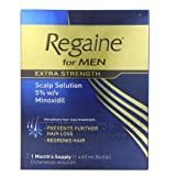 Regaine for Men Extra Strength Hair Regrowth Solution, 60 ml