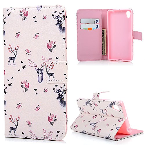 xperia-x-case-sony-xperia-x-case-lanveni-pu-leather-wallet-flip-cover-bookstyle-with-printing-design