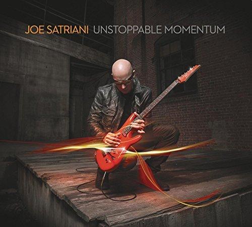 Unstoppable Momentum by Joe Satriani (2013-05-07)