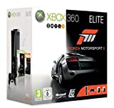 Xbox 360 - Konsole Elite 120 GB inkl. Forza Motorsport 3