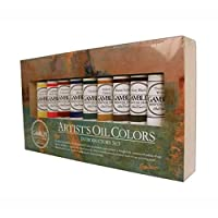 ‏‪Gamblin Artist Oil Colors Introductory Set,Multi,37 ml‬‏