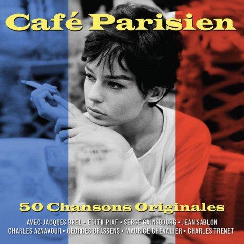 Cafe Parisien (Amazon Edition)