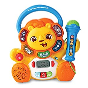VTech Brul & Speel Karaokevriendje - Juegos educativos, Niño/niña, 2 año(s), 5 año(s), Li-on, Holandés