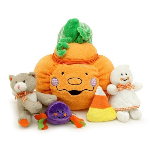 Baby's My First Pumpkin Toy Play Set - Halloween Gift by Genius Baby Toys