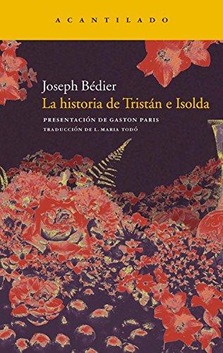 La Historia De Tristán E Isolda descarga pdf epub mobi fb2