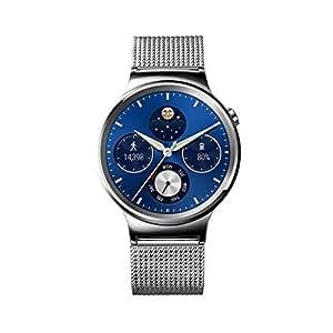 Huawei Watch Classic,Smartwatch 1.4 pollici, 42mm, Cinturino a Maglia, Argento