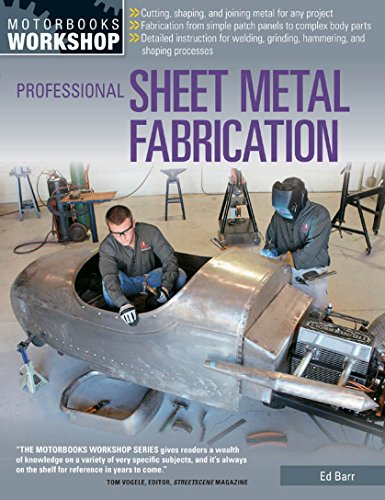 Professional Sheet Metal Fabrication (Motorbooks Workshop) (English Edition)