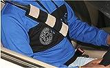 #5: Car vastra Velvet made Comfortable Seat Belt Cover For All Cars