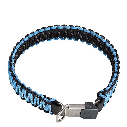 Sprenger 5934404500 Collar Paracaidista Azul Cierre