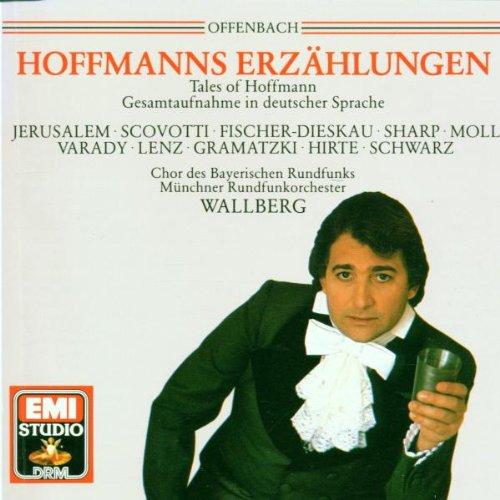 Hoffmanns Erzählungen (deutsche Gesamtaufnahme)