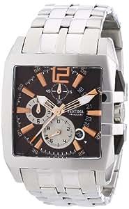 Festina Herren-Armbanduhr XL Sport Chronograph Chronograph Edelstahl F16393/5